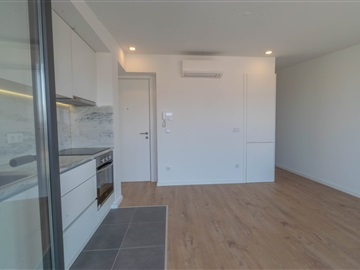 Appartement T1 / Porto, Covelo