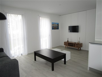 Appartement T1 / Porto, Massarelos