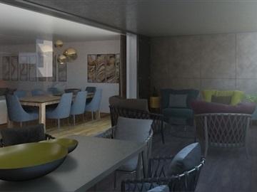Appartement T3 / Braga, Nogueira, Fraião e Lamaçães
