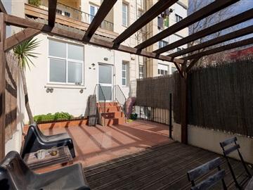 Appartement T3 / Lisboa, Arroios