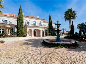 Detached house T11 / Loulé, Quinta do Lago