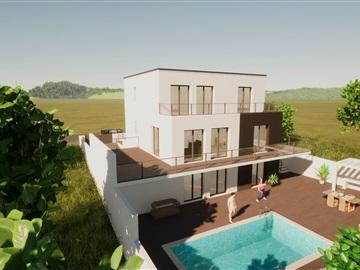 Detached house T4 / Peniche, Casais de Mestre Mendo