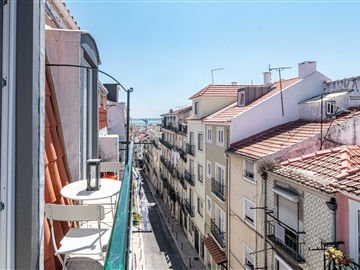 Duplex T2 / Lisboa, Arroios