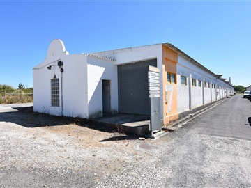 Entrepôt / Torres Vedras, AMEAL