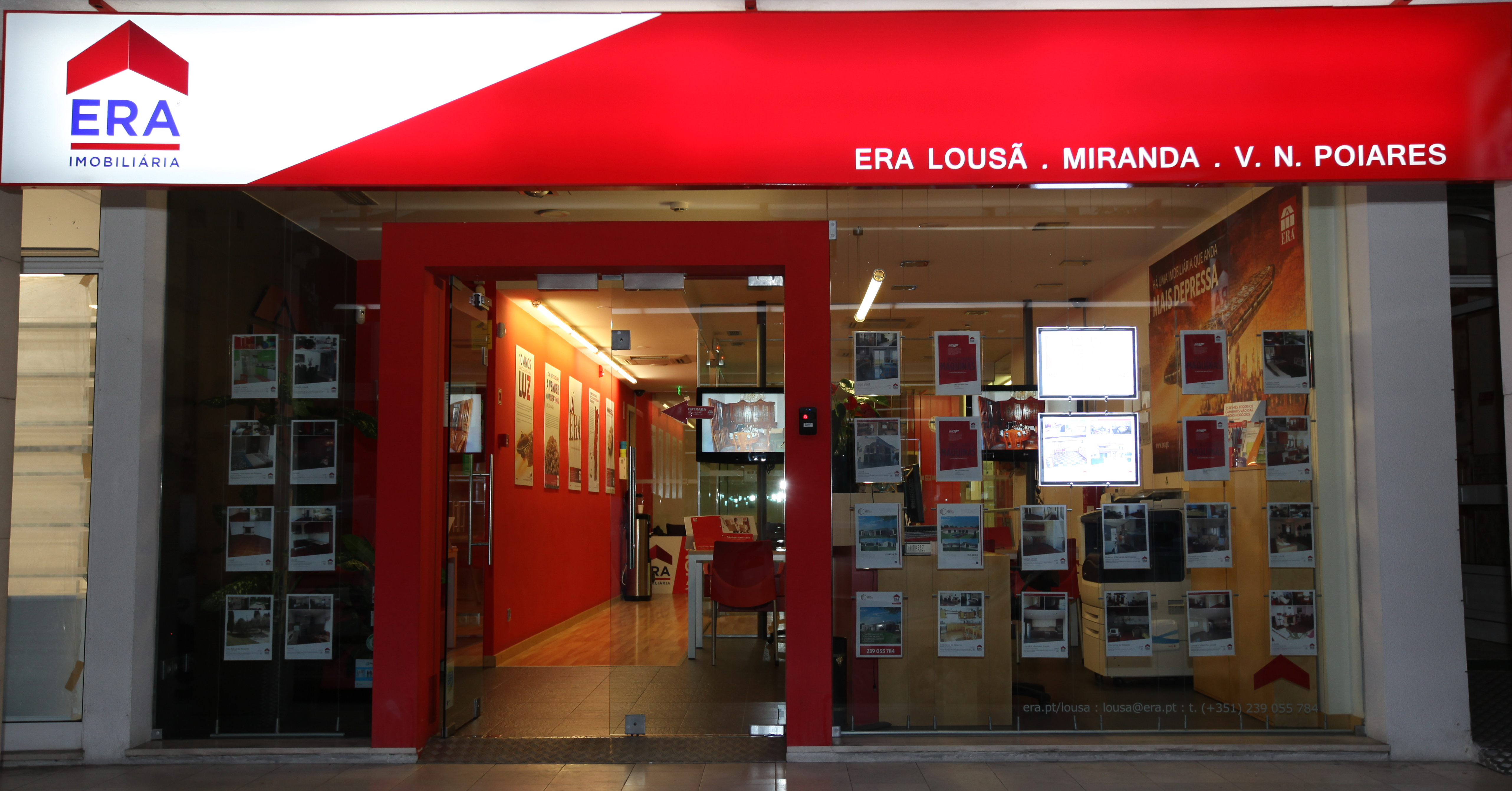ERA Lousã / Miranda