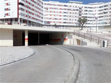 Garage / Vila Franca de Xira, Póvoa de Santa Iria e Forte da Casa