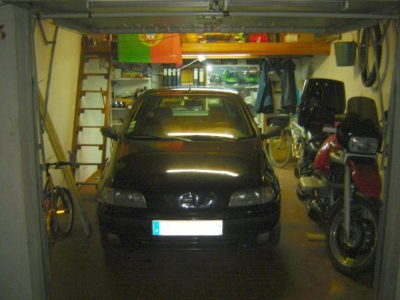 Garagem / Sintra, Massamá - 2ª Fase