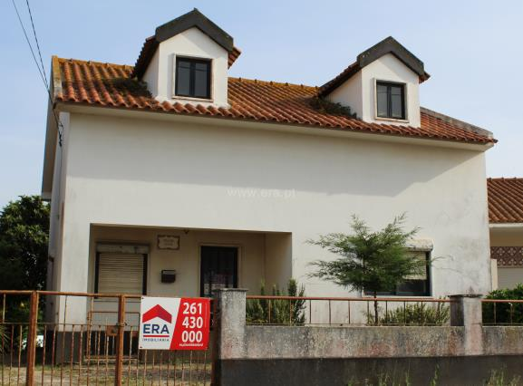 House T3 / Bombarral, Bombarral