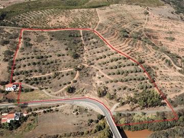Terrain rural / Odemira, Saboia