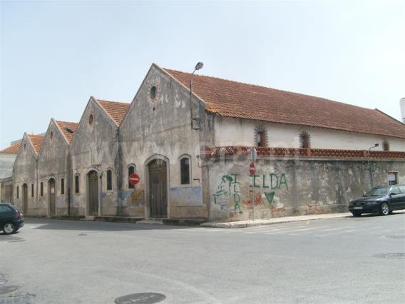 Warehouse / Torres Vedras, SÃO PEDRO E SANTIAGO